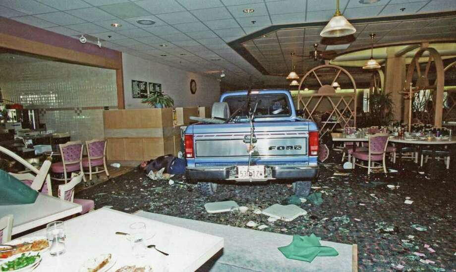In this photo provided by Ron Franscell and The Department of Public Safety