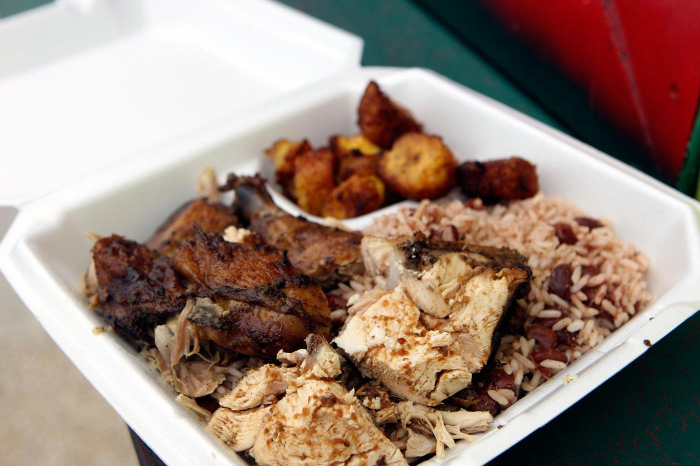 Dining on a Budget   Little Jamaica Foods - San Antonio Express-News