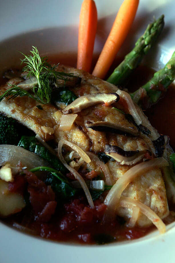 Choices on the special menu include soup, $7-$8; appetizers such as beef