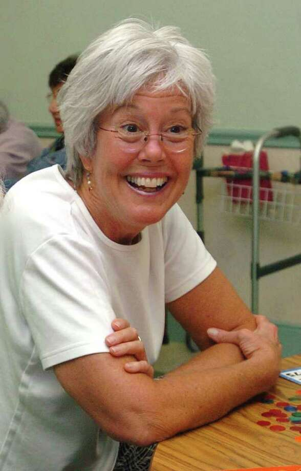 Anne Potter, New Milford senior center director, will be retiring in March. Photo: File Photo / The News-Times File Photo