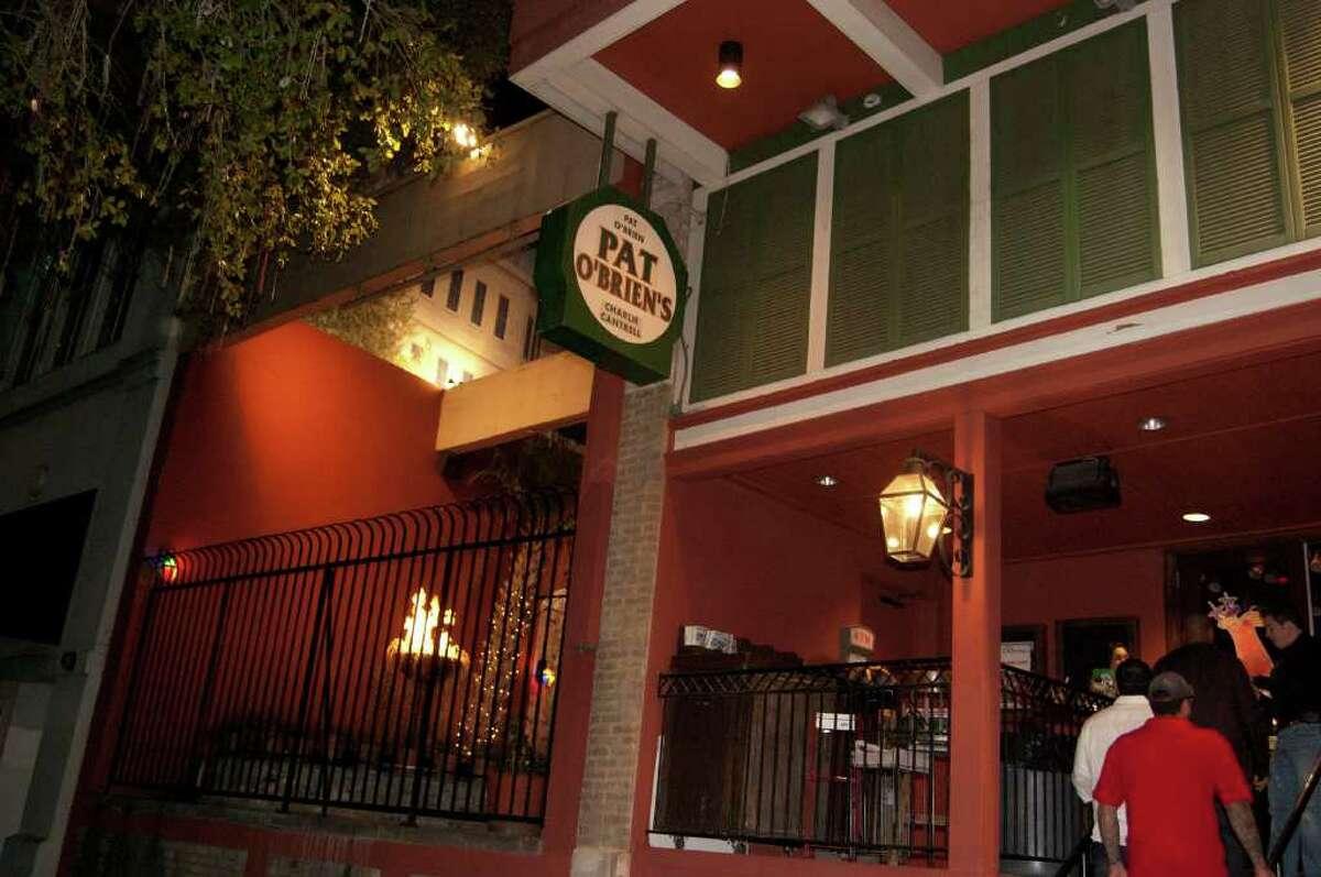 20. Pat O'Brien's Gross alcohol sales: $210,073