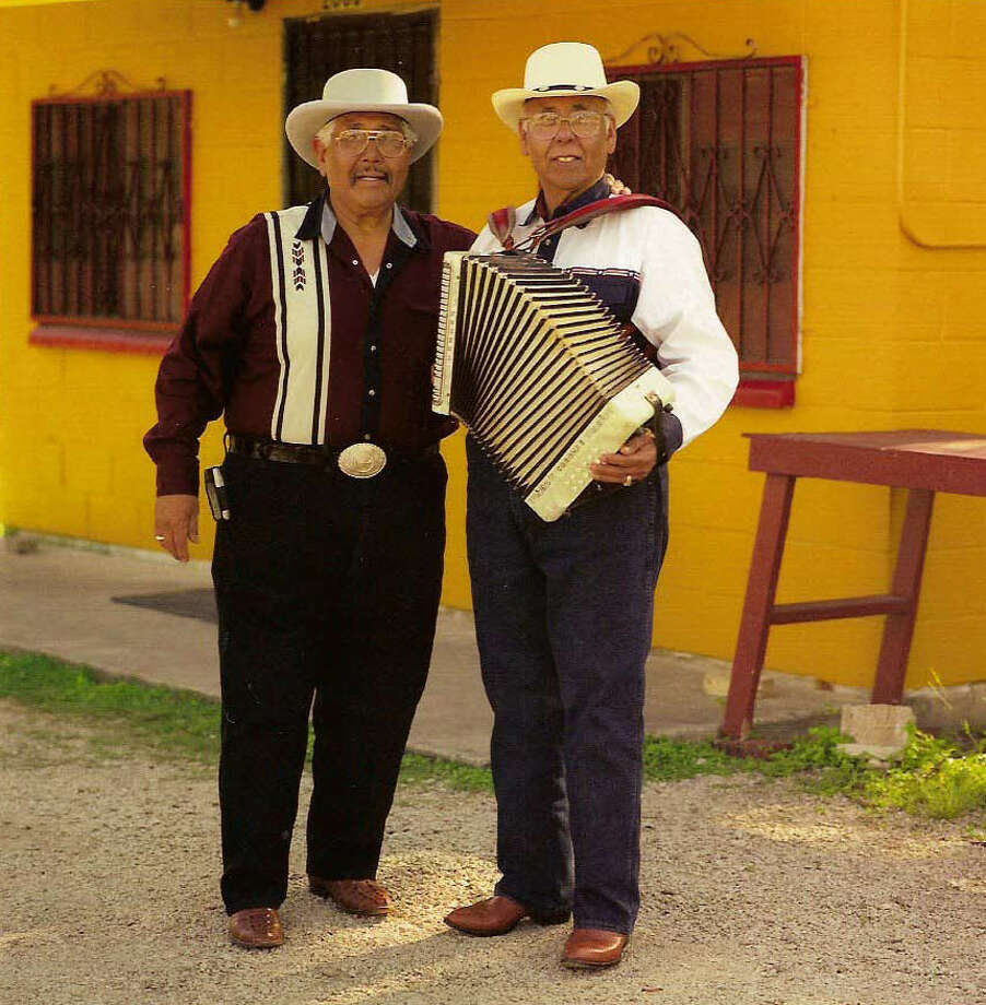 Genaro (left) and Emilio Aguilar of Los Aguilares will be honored with an all-star concert. COURTESY PHOTO