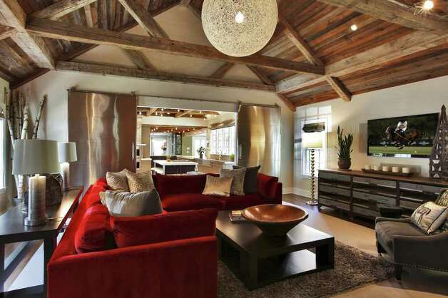 1930s Colonial In Redding Gets Quot Green Quot Rough Luxe