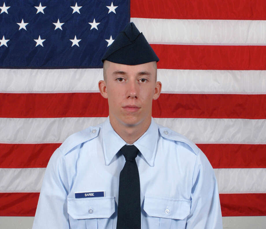 Air Force Airman Kerby J. Barbe. Photo: Courtesy Photo