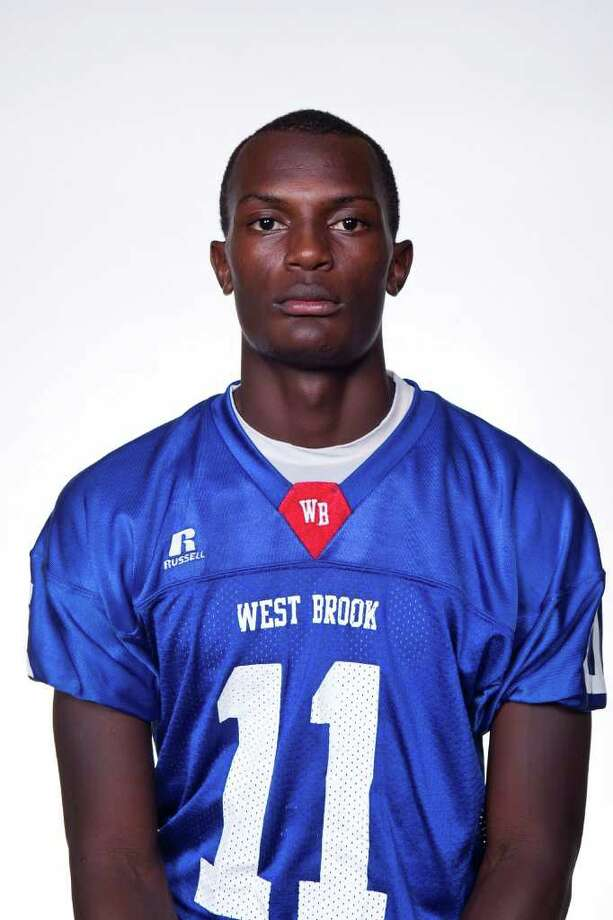 West Brook defensive end Michael Jolivet has verbally committed  to play football at Navarro Junior College.