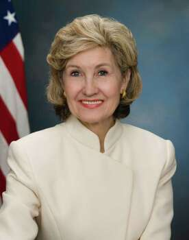 Kay Bailey Hutchison. COURTESY PHOTO Photo: COURTESY PHOTO
