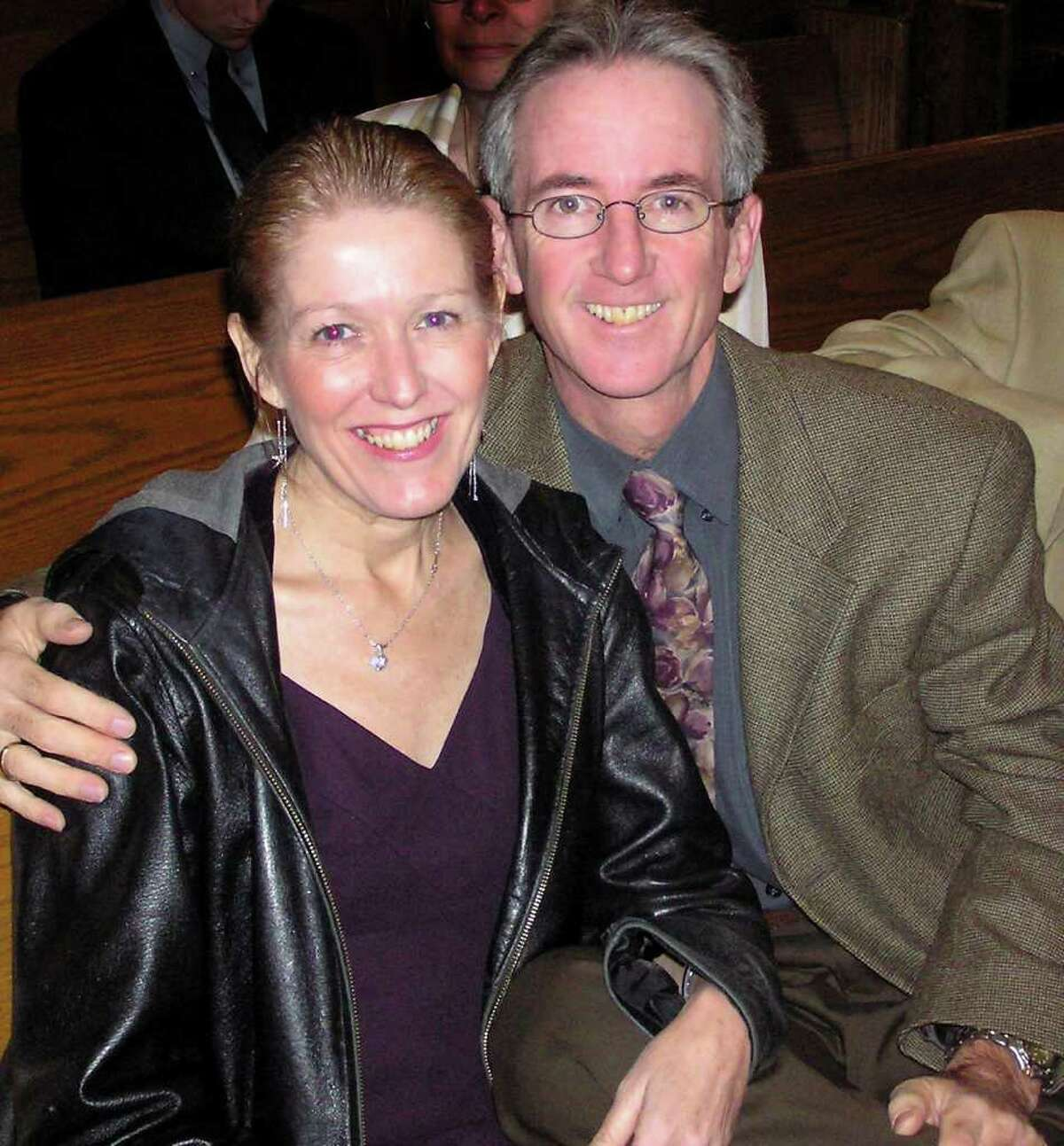 Kim and Tim Donnelly were murdered at their jewelery store in Fairfield, Conn. Wednesday Feb. 2, 2005.