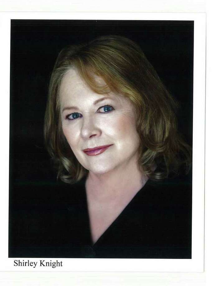 "Tony winning actress Shirley Knight is starring in the Long Wharf Theatre production of Simon Gray's ""The Old Masters,"" running through Feb. 13. Photo: Contributed Photo / Connecticut Post Contributed"