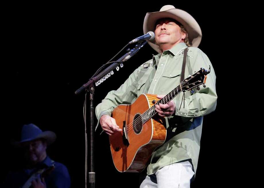 Alan Jackson performs Thursday, Feb. 23, at the 2012 San Antonio Stock Show & Rodeo. MARK HUMPHREY / ASSOCIATED PRESS KIN MAN HUI / EXPRESS-NEWS Photo: KIN MAN HUI, SAN ANTONIO EXPRESS-NEWS / kmhui@express-news.net