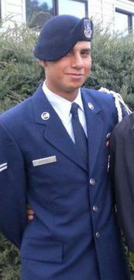 Airman First Class Luis M. Vasquez, 18, was reported missing Jan. 11 from Whiteman Air Force Base in eastern Missouri. Photo: Courtesy To The Express-News