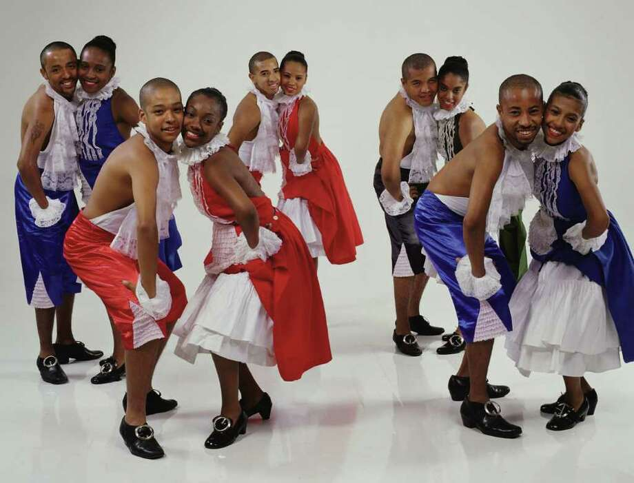 The group, Perú Negro, will be featured in a program showcasing Afro-Peruvian culture Jan. 29 at Fairfield University's Quick Center. Photo: Contributed Photo / Fairfield Citizen contributed