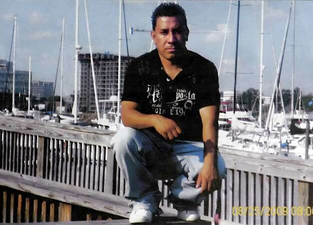Jose Joaquin Morales poses near Stamford Harbor Aug. 25, 2009. Morales was shot and killed during a robbery Oct 10, 2009, at the Shell gas station at 94 West Ave. in Norwalk. Photo: Contributed Photo / Stamford Advocate Contributed