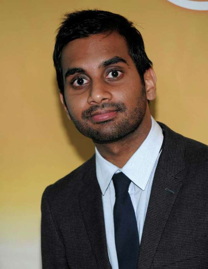 Aziz Ansari Makes S A Debut San Antonio Express News