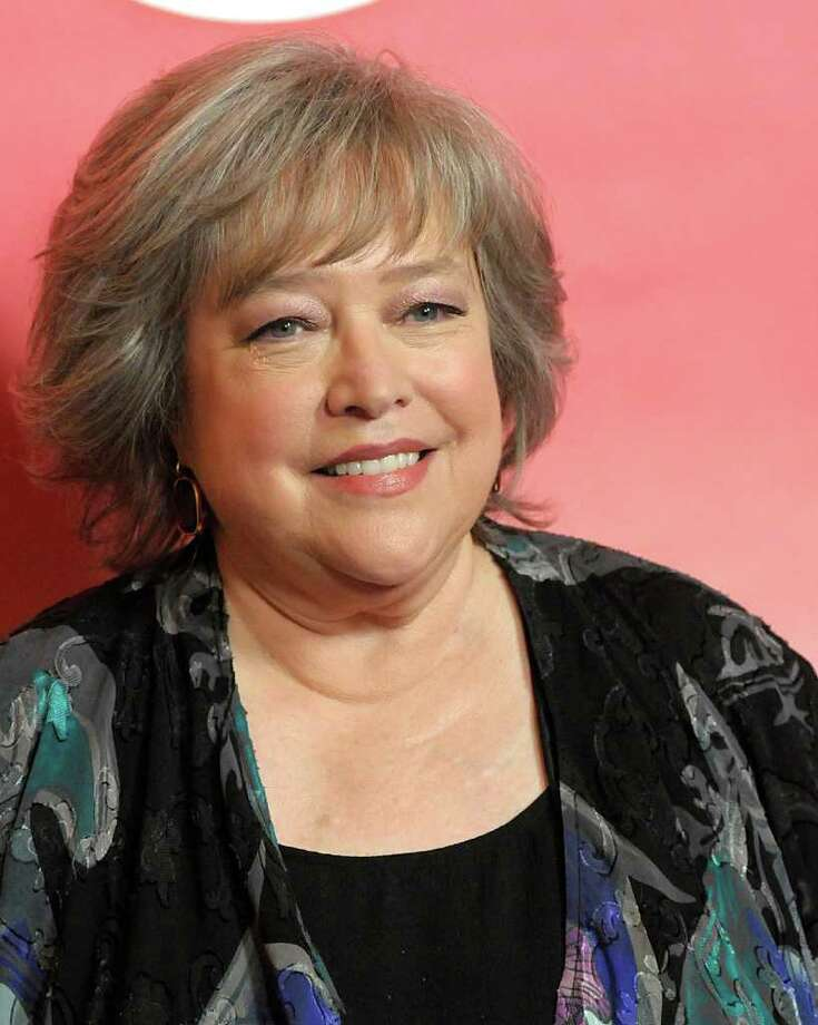 """Kathy Bates is nominated for best actress in a drama series for her role in """"Harry's Law."""" Photo: AP"""