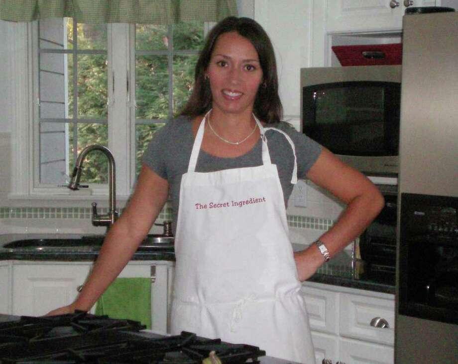 "Fairfielder Tracy Holleran offers cooking classes through her business, ""The Secret Ingredient."" Photo: Patti Woods / Westport News"