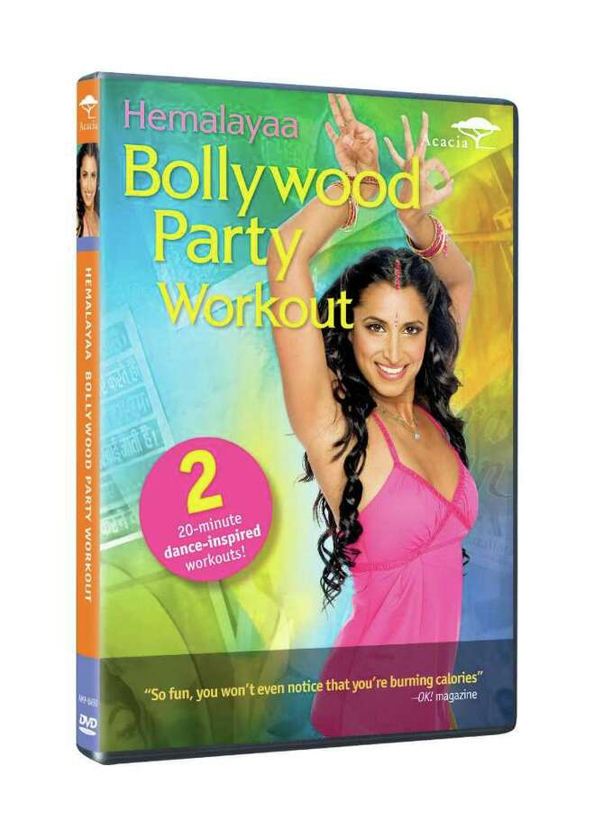 Workout DVD to go with Belasco's Steps to Health column Jan 17