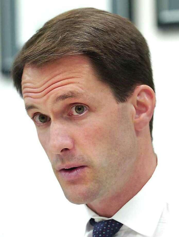 U.S. Rep. Jim Himes, D-Conn., in 2009. Photo: File Photo / Greenwich Time File Photo