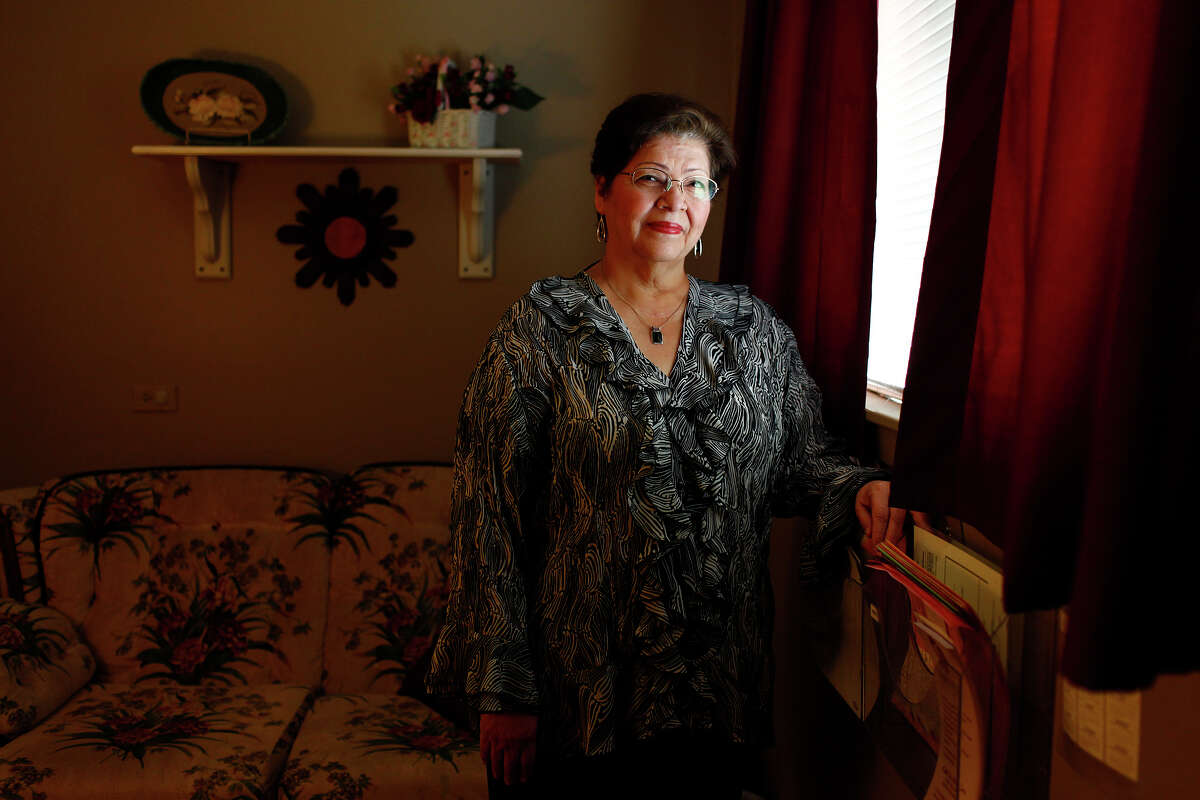 Iris Perez is director of A Woman's Haven on the North Side, which last year received $11,000 in funding from the state.