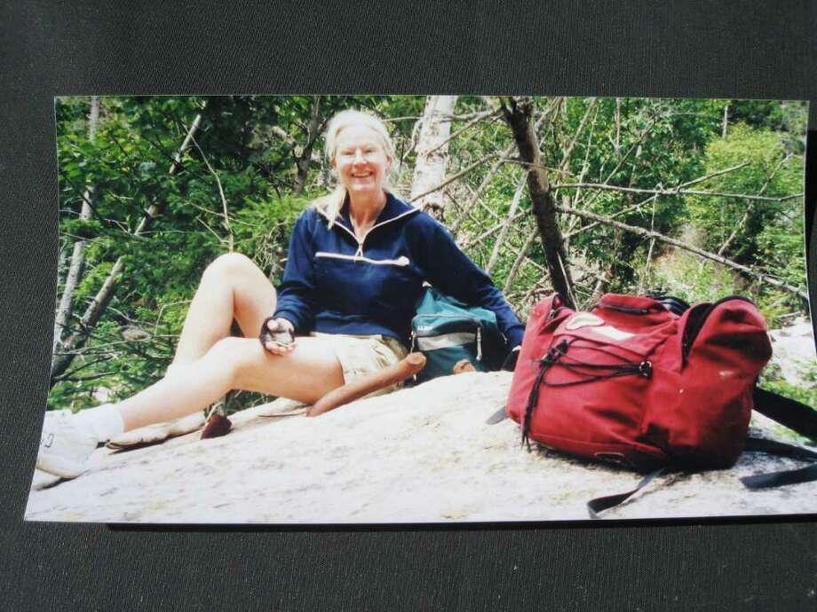 Judy Boucher (Photo by Dicky Lefavour)