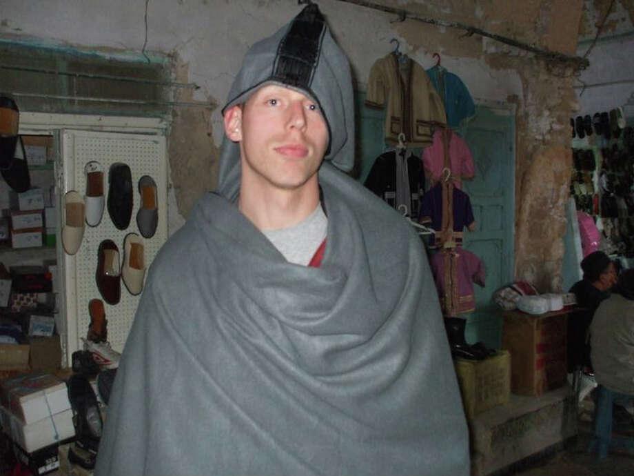 Evan Lane, a graduate of the College of Saint Rose. (Photo courtesy Evan Lane)