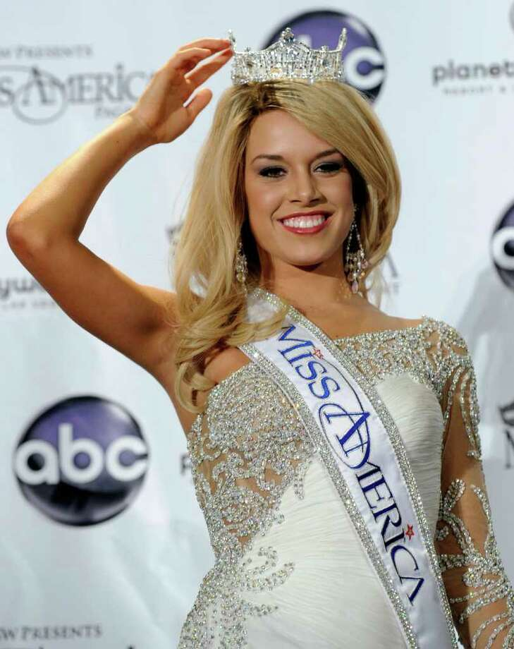 2011: Teresa Scanlan, Miss Nebraska Photo: Ethan Miller, Getty Images / 2011 Getty Images