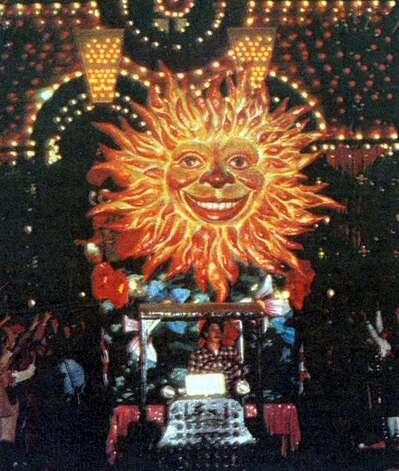 """Last year's Grand Night Parade drew more than 250,000 people to Galveston Island."" Enterprise file photo 1987"