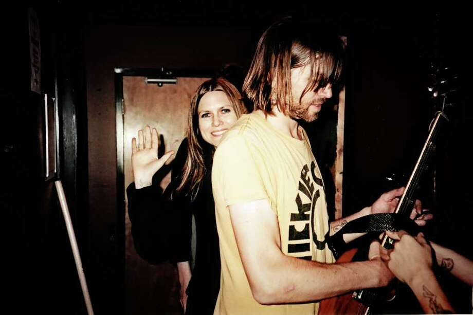 Juliana Hatfield and Evan Dando will combine forces for a show at the Daniel Street nightclub in Milford on Sunday night, Jan. 23. Photo: Stacee Sledge / Connecticut Post Contributed