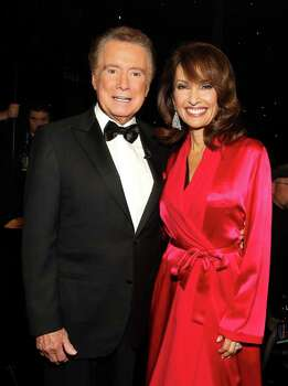 LAS VEGAS - JUNE 27:  TV personality Regis Philbin and actress Susan Lucci attend the 37th Annual Daytime Entertainment Emmy Awards held at the Las Vegas Hilton on June 27, 2010 in Las Vegas, Nevada.  (Photo by Christopher Polk/Getty Images for ATI) *** Local Caption *** Regis Philbin;Susan Lucci Photo: Christopher Polk, Getty Images For ATI / 2010 Getty Images