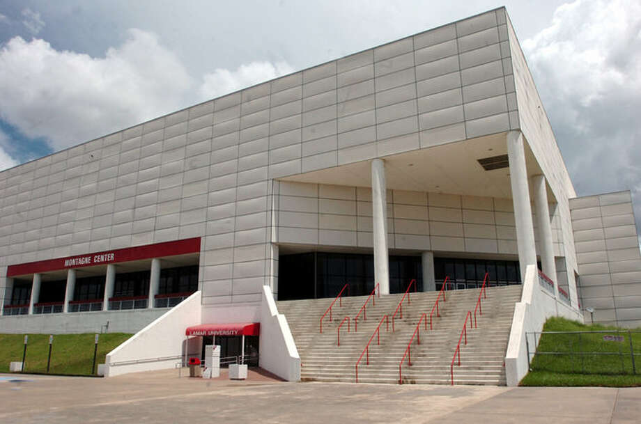 The Montagne Center at Lamar University will be opened for victims of flooding in the area, according to members of the university's media relations. Photo: THE ENTERPRISE