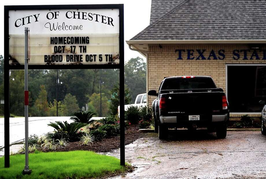 Chester ISD: $295,000Enrollment: 181Debt outstanding per student: $1,630 Photo: TAMMY MCKINLEY