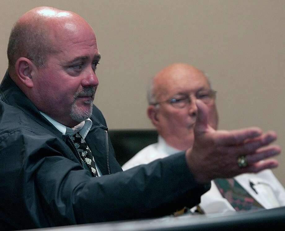Chambers County Judge Jimmy Sylvia has lifted the region's curfew. Photo: THE ENTERPRISE