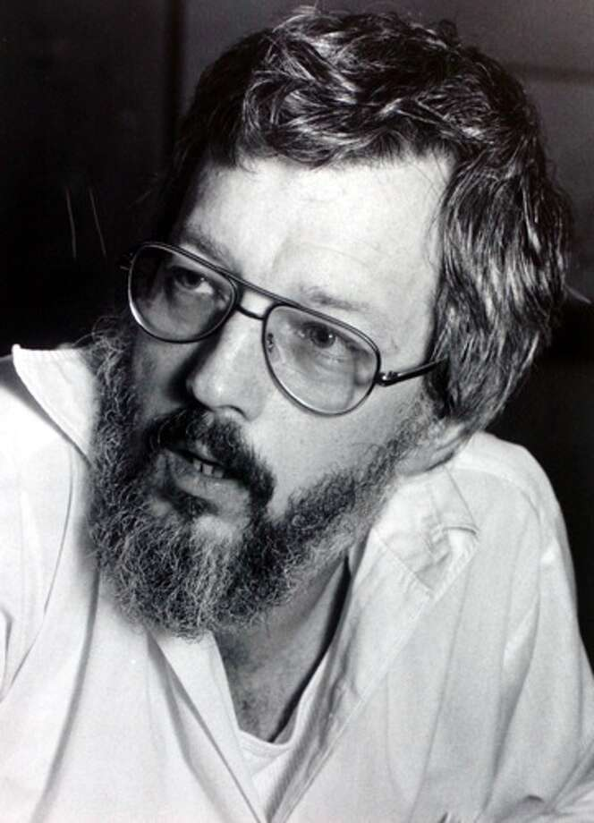 Artist Steve Hodges in 1983. Enterprise file photo Photo: THE ENTERPRISE