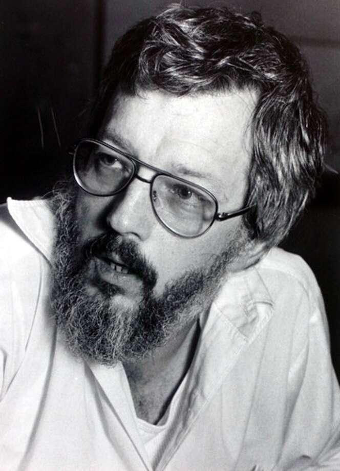 Artist Steve Hodges in 1983. Enterprise file photo Photo: THE ENTERPRISE