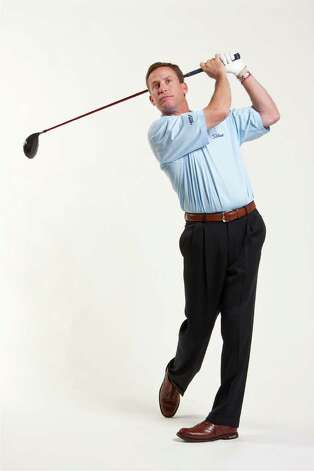 "Greenwich resident Michael Breed, a top golf instructor and Head Golf Professional at Sunningdale Country Club in Scarsdale, NY, will begin his third season as host of ""The Golf Fix"" on Jan. 24. Breed offers golf tips on the show, which airs live on Monday nights at 7 p.m. on the Golf Channel. Photo: Contributed Photo / Greenwich Citizen"