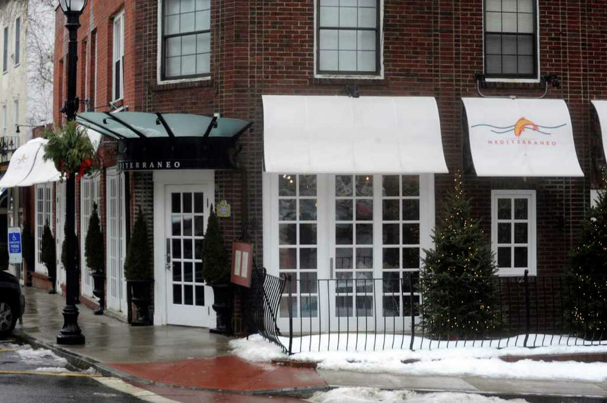 """Mediterraneo on Greenwich Avenue is one of Regis Philbin's favorite restaurants. Philbin announced Tuesday he would be retiring from """"Live With Regis and Kelly,"""" the morning show he's hosted for more than a quarter-century, at the end of the summer."""