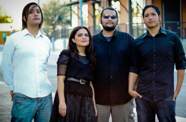 Ledaswan is Jaime Monzon (from left), Erica Monzon, Lalo Rodriguez and David Monzon. COURTESY ISMAIL RODRIGUEZ