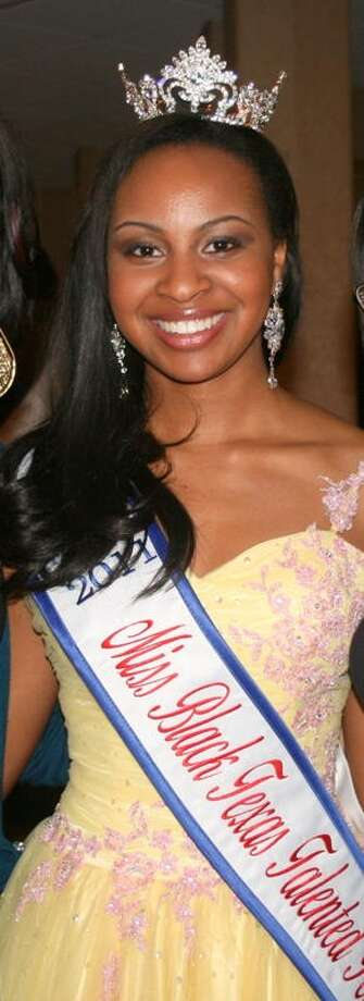 Selena Mitchell was crowned 2011 Miss Black Texas Talented Teen in Houston last year. Courtesy photo Photo: Submitted Photo