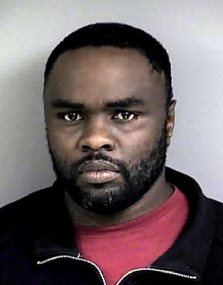 """Curtis Wayne """"Tank"""" Hartfield was convicted of a felony. Photo: Courtesy Photo"""