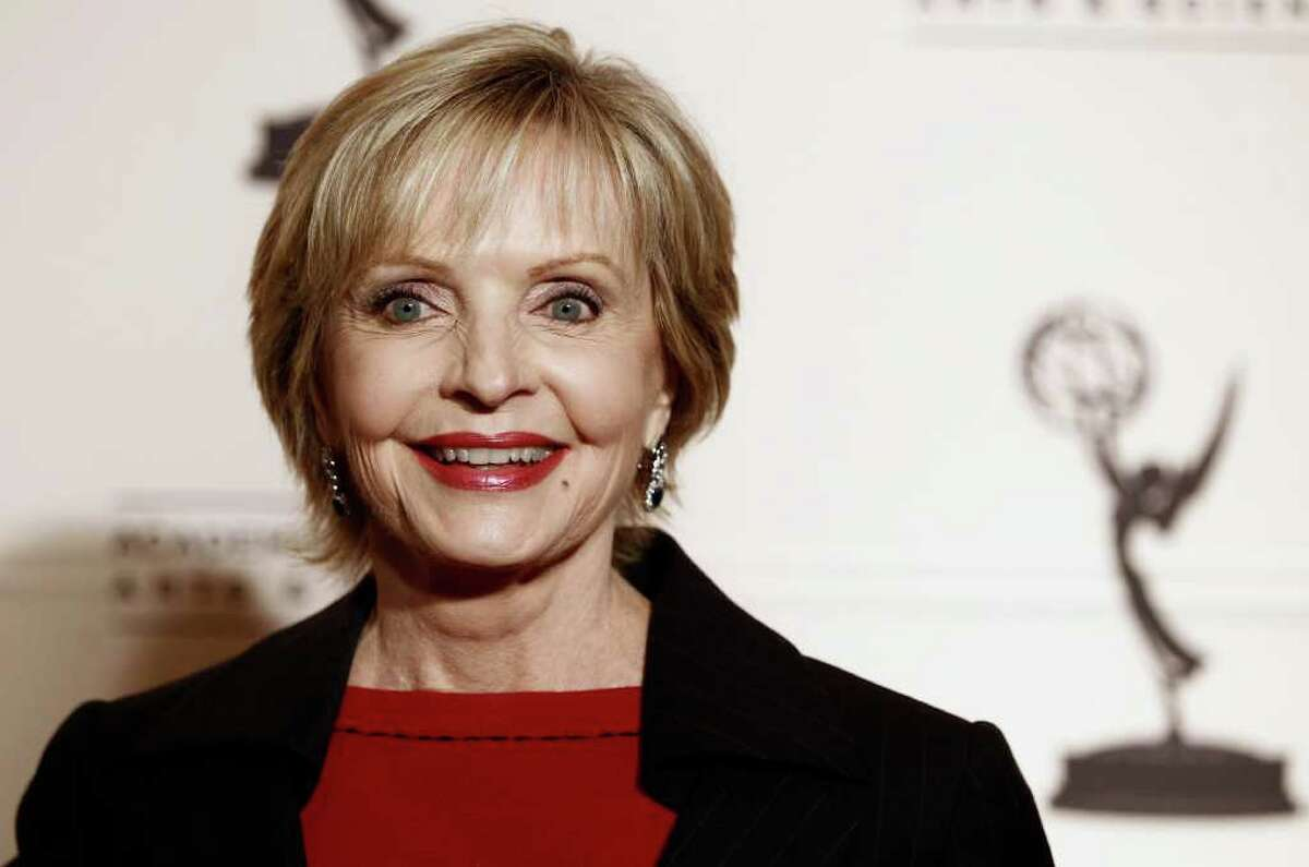 Florence Henderson arrives at the Academy of Television Arts and Sciences 20th Annual Hall of Fame Induction Gala in Beverly Hills, Calif. on Thursday, Jan. 20, 2011.