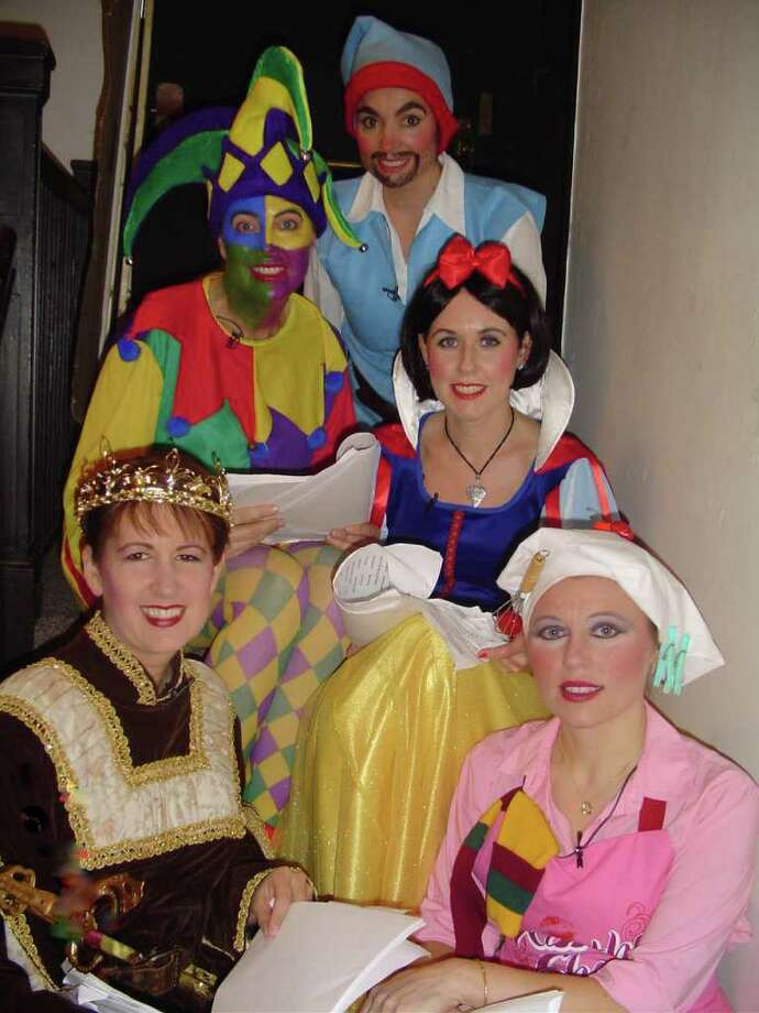 "The YWCA Darien/Norwalk announces its 2011 pantomime performance, ""Snow White."" Photo: Contributed Photo / Darien News"