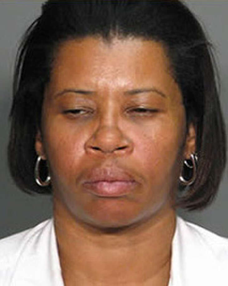 Ann Pettway's mug shot from a 2010 arrest (Image courtesy Wake County Sheriff's Office) Photo: Contributed Photo\Wake County Sheriff's Office / Connecticut Post Contributed
