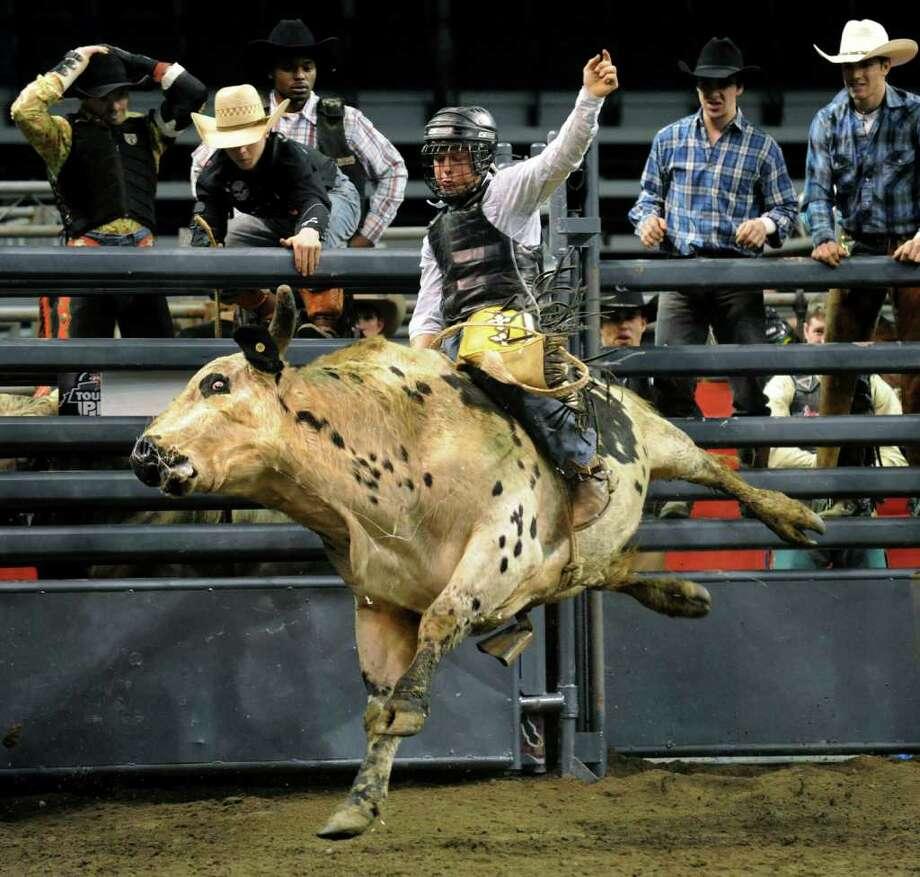 Cowboys Come To Bridgeport