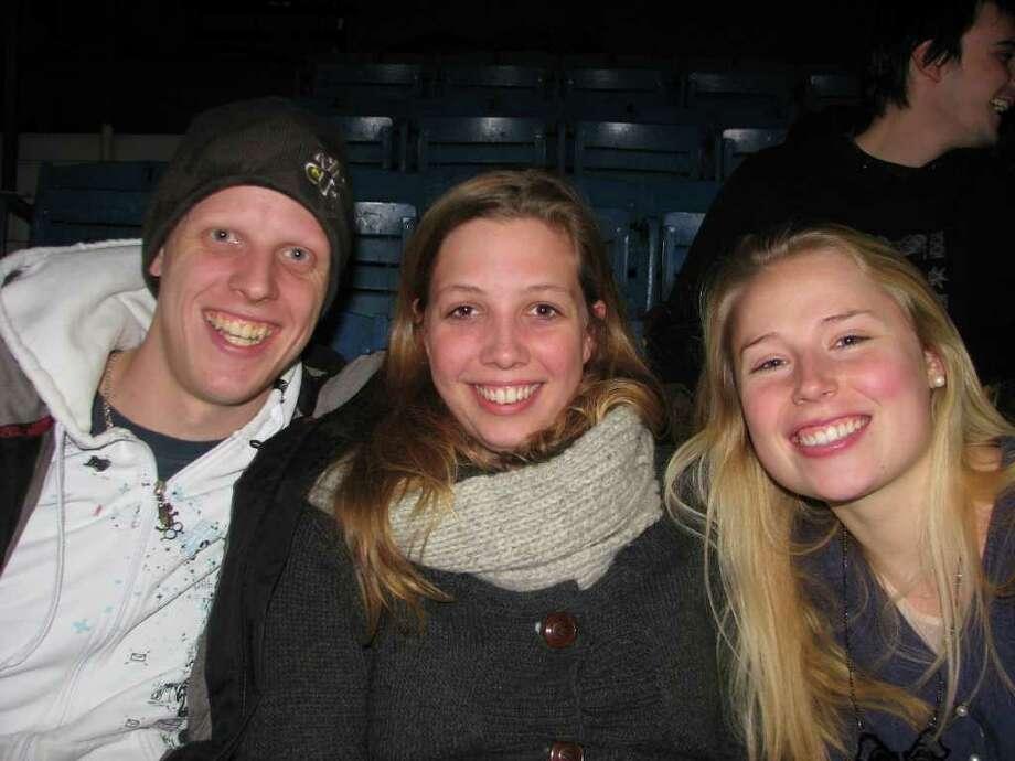 Were you seen at Seen at RPI hockey? Photo: Kristi L. Gustafson