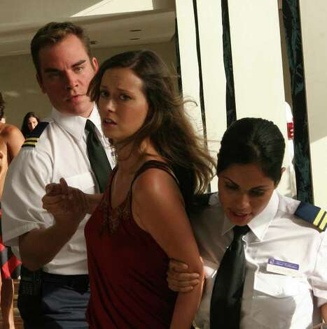 "Summer Glau stars in the Lifetime Movie Network movie ""Deadly Honeymoon."" Photo: Lifetime Movie Network"