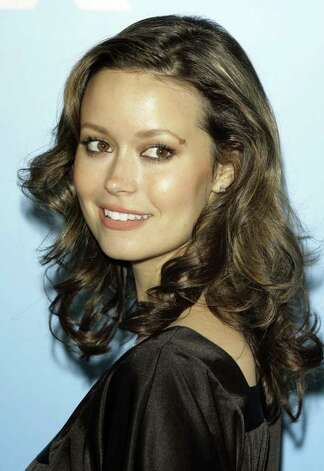 "Actress Summer Glau, from the new television series, ""The Sarah Connor Chronicles,"" arrives to the Fox 2007 programming presentation in New York, Thursday, May, 17, 2007. Photo: Stuart Ramson, AP / AP"