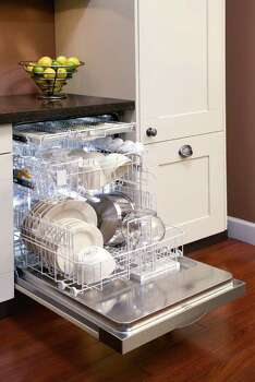 Never run the dishwasher without a full load. This practice will save water, energy, detergent and money. / handout / SAEN files