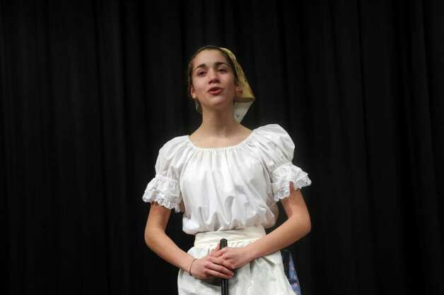 Valentina Ruiz Jimenez As Hodelin A Rehearsal Of The