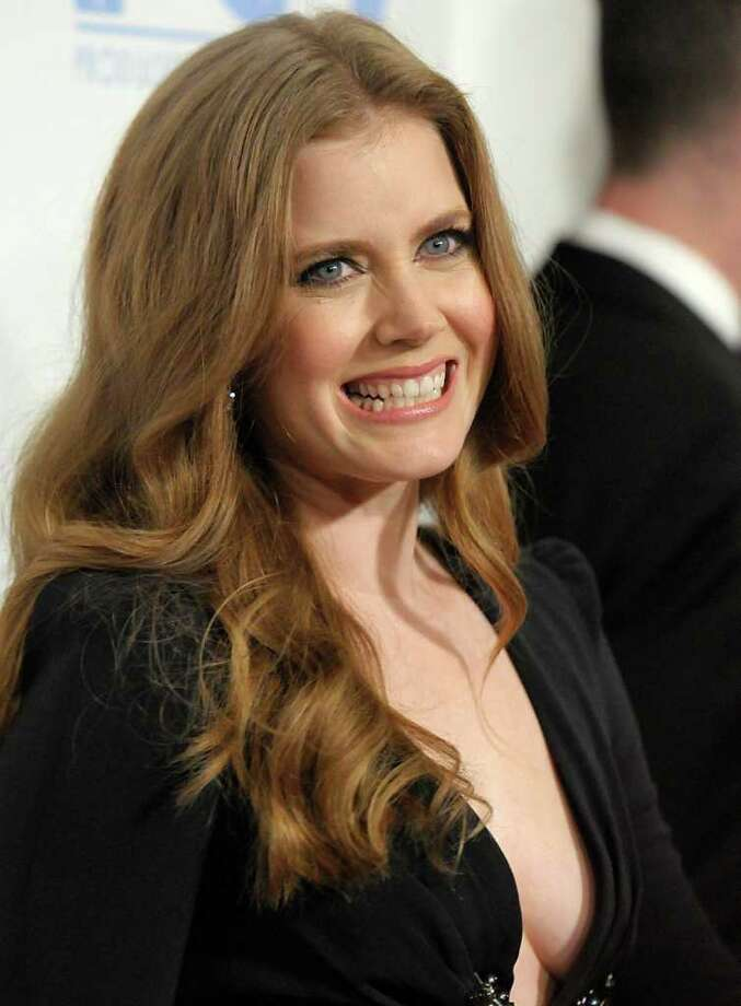 """Best Supporting Actress: Amy Adams, """"The Fighter."""" Photo: Dan Steinberg, FRE / R-STEINBERG"""