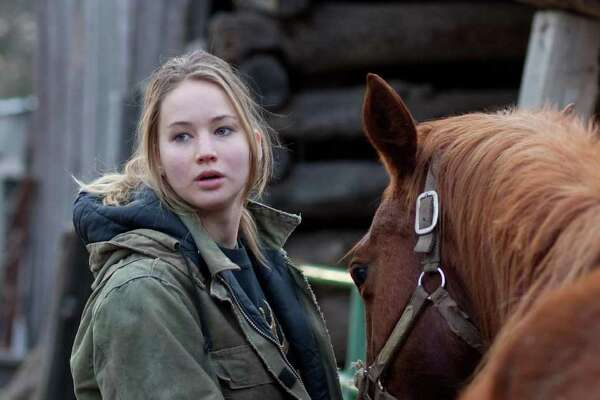 "Best Actress: Jennifer Lawrence, ""Winter's Bone."""