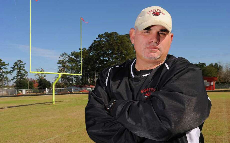 Kirbyville's Jack Alvarez has been recommended to become the football coach at Class 4A Ennis. Guiseppe Barranco/The Enterprise Photo: Guiseppe Barranco / Beaumont